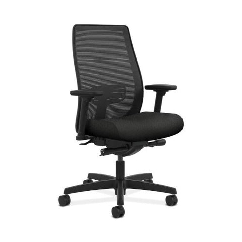 HON Endorse Mesh Mid-Back Task Chair in Black ; UPC: 888852926514