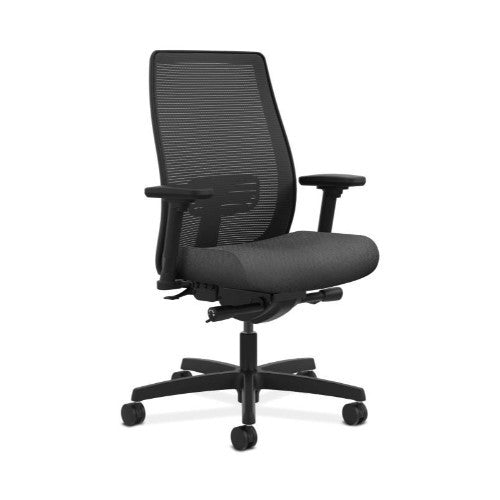 HON Endorse Mesh Mid-Back Task Chair in Charcoal ; UPC: 889218154114