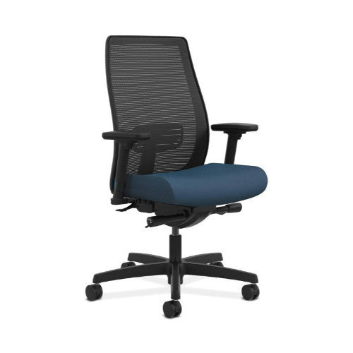 HON Endorse Mesh Mid-Back Task Chair in Jet ; UPC: 889218154183