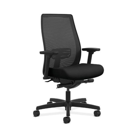 HON Endorse Mesh Mid-Back Task Chair in Black ; UPC: 889218087931