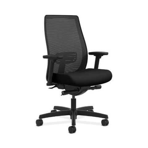 HON Endorse Mesh Mid-Back Task Chair in Black ; UPC: 889218100272