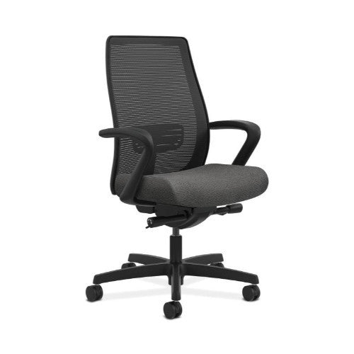 HON Endorse Mesh Mid-Back Task Chair in Gray ; UPC: 889218154480