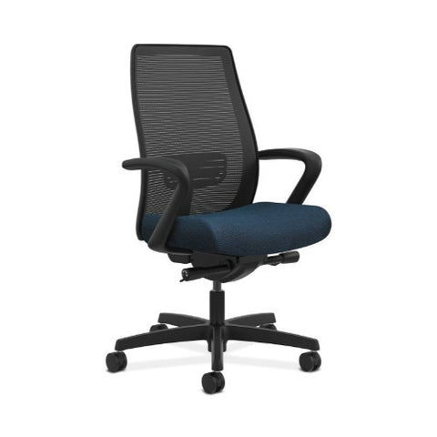 HON Endorse Mesh Mid-Back Task Chair in Blue ; UPC: 889218154497