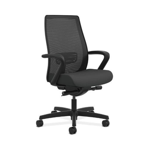 HON Endorse Mesh Mid-Back Task Chair in Iron Ore ; UPC: 889218154572