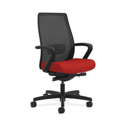 HON Endorse Mesh Mid-Back Task Chair in Tomato ; UPC: 889218154619