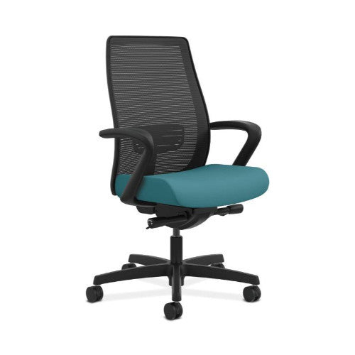 HON Endorse Mesh Mid-Back Task Chair in Glacier ; UPC: 889218154640