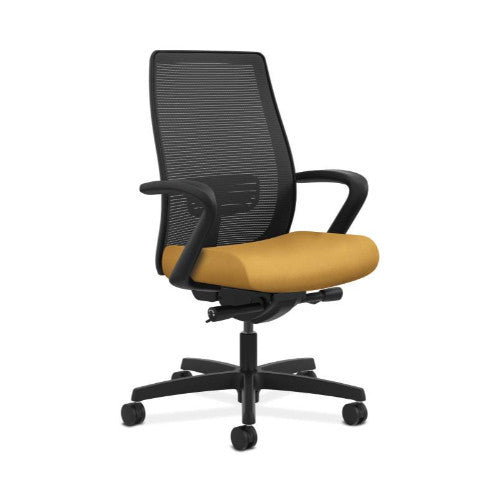 HON Endorse Mesh Mid-Back Task Chair in Mustard ; UPC: 889218154688