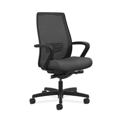 HON Endorse Mesh Mid-Back Task Chair in Charcoal ; UPC: 889218154763