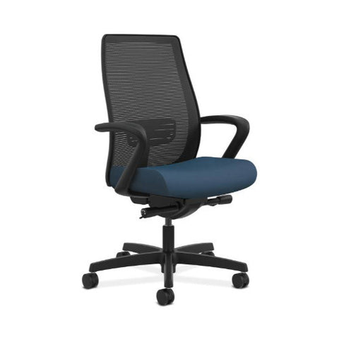HON Endorse Mesh Mid-Back Task Chair in Jet ; UPC: 889218154831