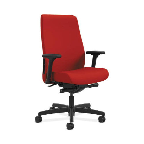 HON Endorse Mid-Back Task Chair in Tomato ; UPC: 889218155197