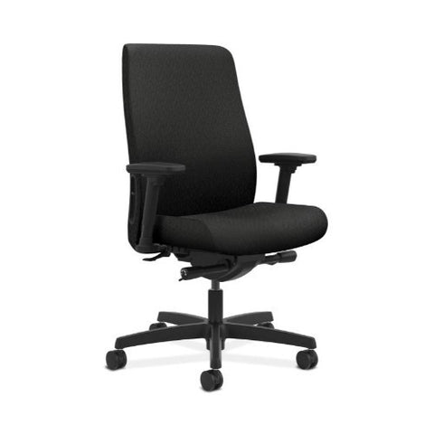 HON Endorse Mid-Back Task Chair in Black ; UPC: 888852955286