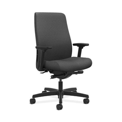 HON Endorse Mid-Back Task Chair in Charcoal ; UPC: 889218155395