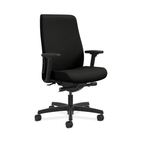 HON Endorse Mid-Back Task Chair in Black ; UPC: 889218155593