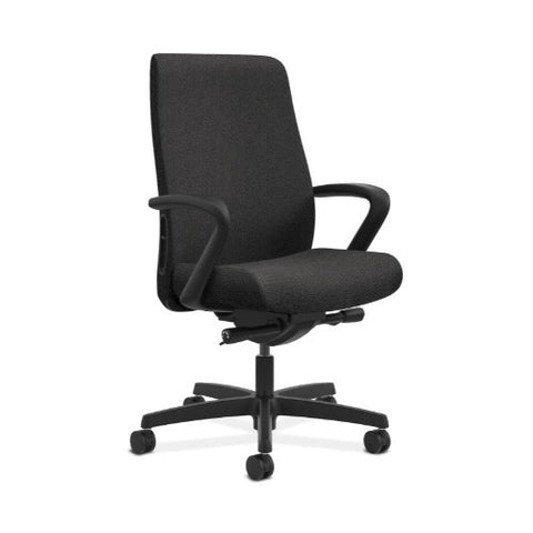 HON Endorse Mid-Back Task Chair in Black ; UPC: 889218155616