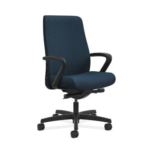 HON Endorse Mid-Back Task Chair in Blue ; UPC: 889218155630