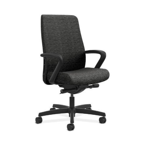 HON Endorse Mid-Back Task Chair in Onyx ; UPC: 889218155647