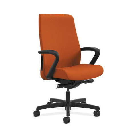 HON Endorse Mid-Back Task Chair in Tangerine ; UPC: 889218155739