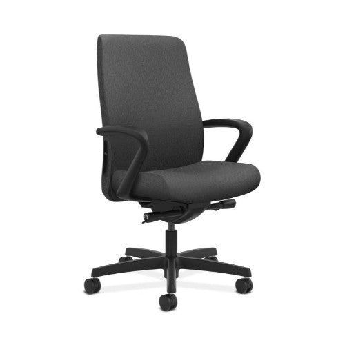 HON Endorse Mid-Back Task Chair in Charcoal ; UPC: 889218155913