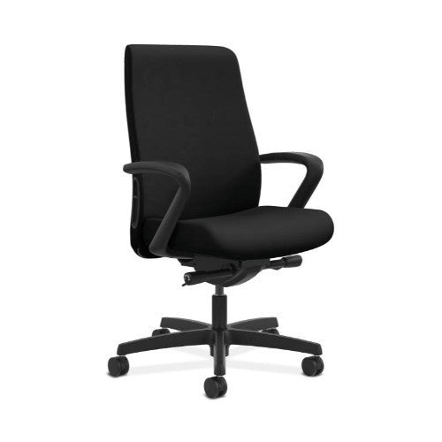HON Endorse Mid-Back Task Chair in Black ; UPC: 889218156033