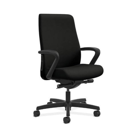 HON Endorse Mid-Back Task Chair in Black ; UPC: 889218156132