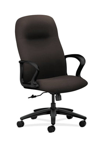 HON Gamut Executive High-Back Chair HON2071CU49T, Brown (UPC:884128775145)