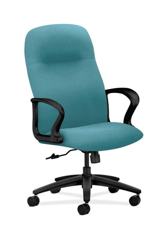 HON Gamut Executive High-Back Chair HON2071CU96T, Blue (UPC:020459326643)