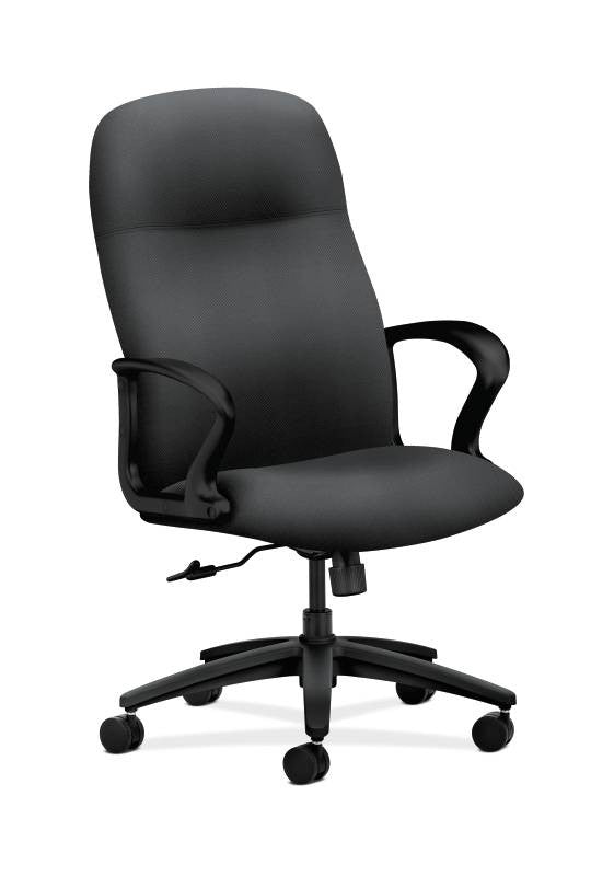 HON Gamut Executive High-Back Chair HON2071NR10T, Gray (UPC:888206525950)