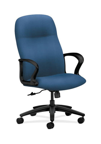 HON Gamut Executive High-Back Chair HON2071NR90T, Blue (UPC:035349873121)