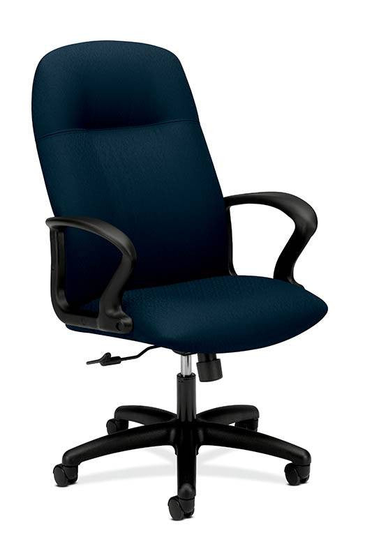 HON Gamut Executive High-Back Chair HON2071NT90T, Blue (UPC:089192276165)