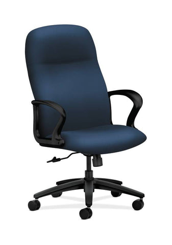 HON Gamut Executive High-Back Chair HON2071UR96T, Blue (UPC:782986022336)