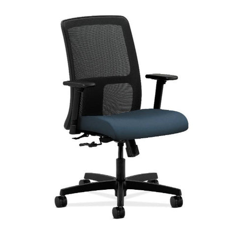 HON Ignition Low-Back Mesh Task Chair in Cerulean ; UPC: 089192057863