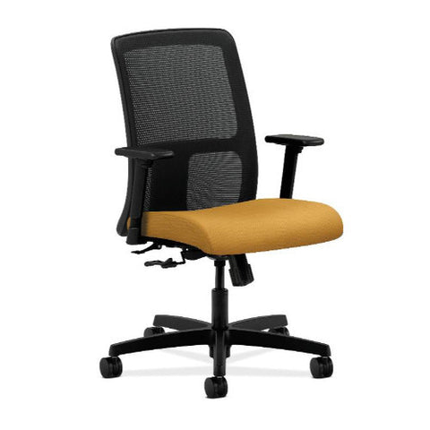 HON Ignition Low-Back Mesh Task Chair in Mustard ; UPC: 035349799216