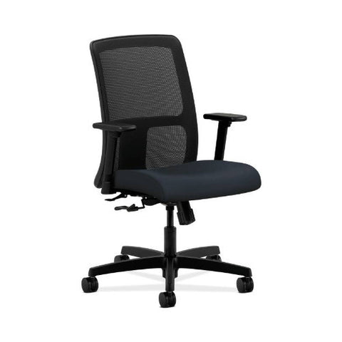 HON Ignition Low-Back Mesh Task Chair in Navy ; UPC: 089192137237