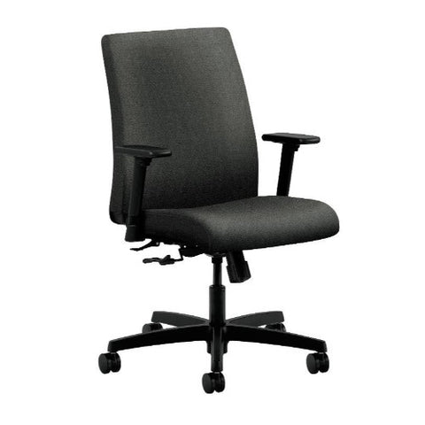 HON Ignition Low-Back Task Chair in Gray ; UPC: 745123807470