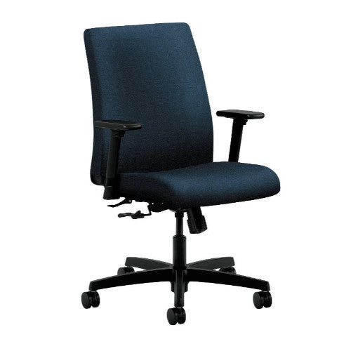 HON Ignition Low-Back Task Chair in Blue ; UPC: 631530580696