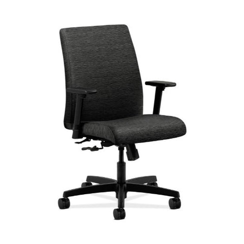 HON Ignition Low-Back Task Chair in Onyx ; UPC: 089192954032