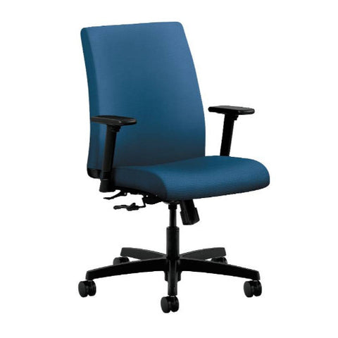 HON Ignition Low-Back Task Chair in Regatta ; UPC: 089191525165