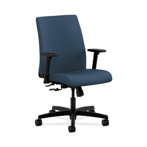 HON Ignition Low-Back Task Chair in Jet ; UPC: 782986566298