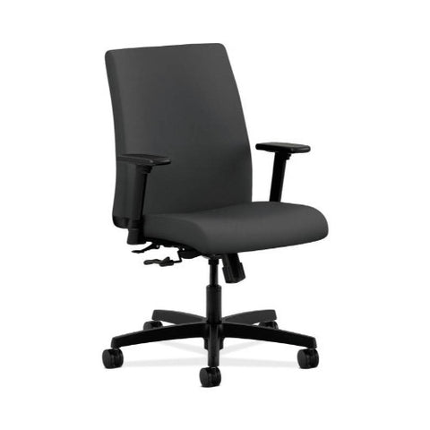 HON Ignition Low-Back Task Chair in Carbon ; UPC: 782986421122