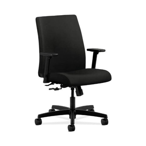 HON Ignition Low-Back Task Chair in Black ; UPC: 089191623403