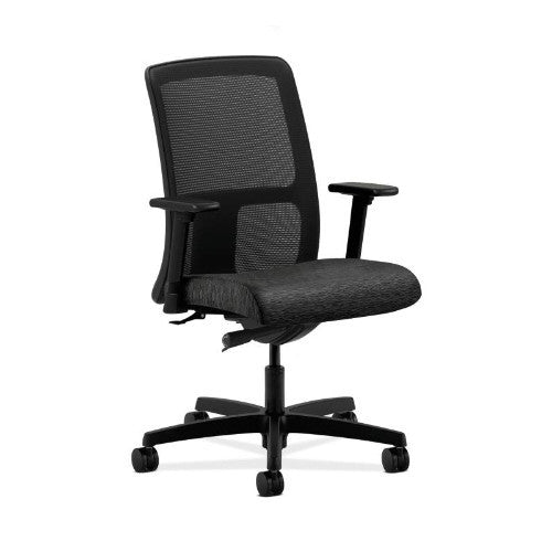 HON Ignition Low-Back Mesh Task Chair in Onyx ; UPC: 089192098668