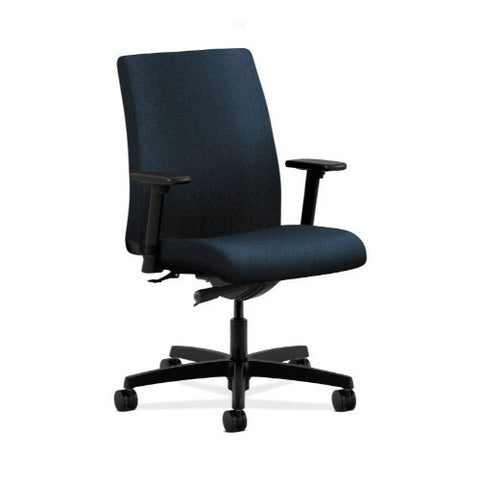 HON Ignition Low-Back Task Chair in Blue ; UPC: 631530337450