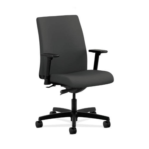 HON Ignition Low-Back Task Chair in Iron Ore ; UPC: 089192482757