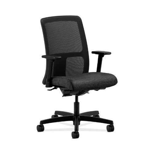 HON Ignition Low-Back Mesh Task Chair in Onyx ; UPC: 089192766703