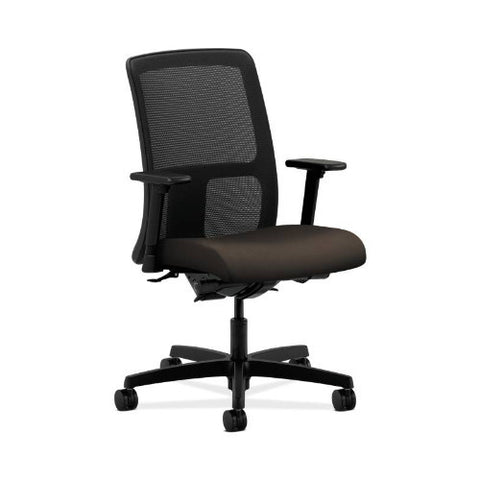 HON Ignition Low-Back Mesh Task Chair in Espresso ; UPC: 782986197508