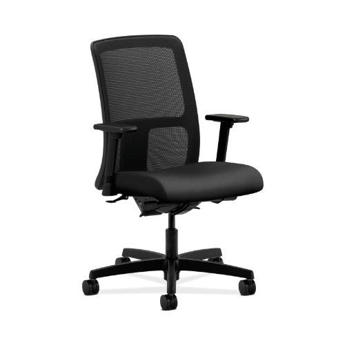 HON Ignition Low-Back Mesh Task Chair in Onyx ; UPC: 020459918985