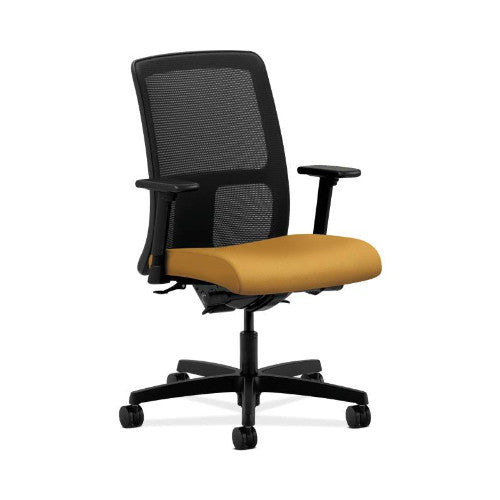 HON Ignition Low-Back Mesh Task Chair in Mustard ; UPC: 888531874129