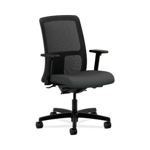 HON Ignition Low-Back Mesh Task Chair in Carbon ; UPC: 752856622720