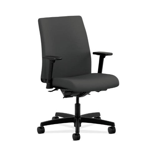 HON Ignition Low-Back Task Chair in Iron Ore ; UPC: 645162556257