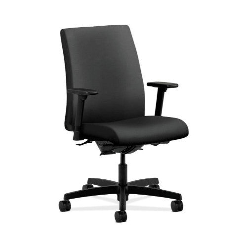 HON Ignition Low-Back Task Chair in Onyx ; UPC: 889218028132